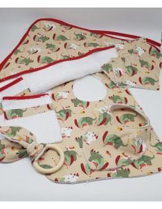 "Kit de naissance ""Éléphants..."